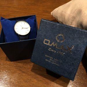 Swiss OMAX Watch NIB